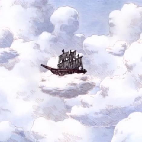 Nuvola vagante