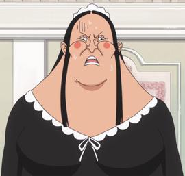 Époni in the anime