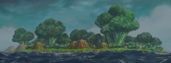 Isla Broc Coli
