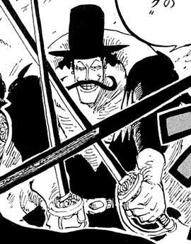 Vista en el manga