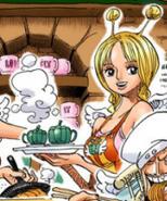 Conis Post Timeskip in Digital Manga
