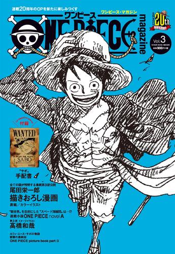 One Piece Magazine Vol. 3