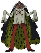 Caribou Anime Concept Art