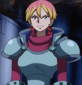 Guarana in the anime