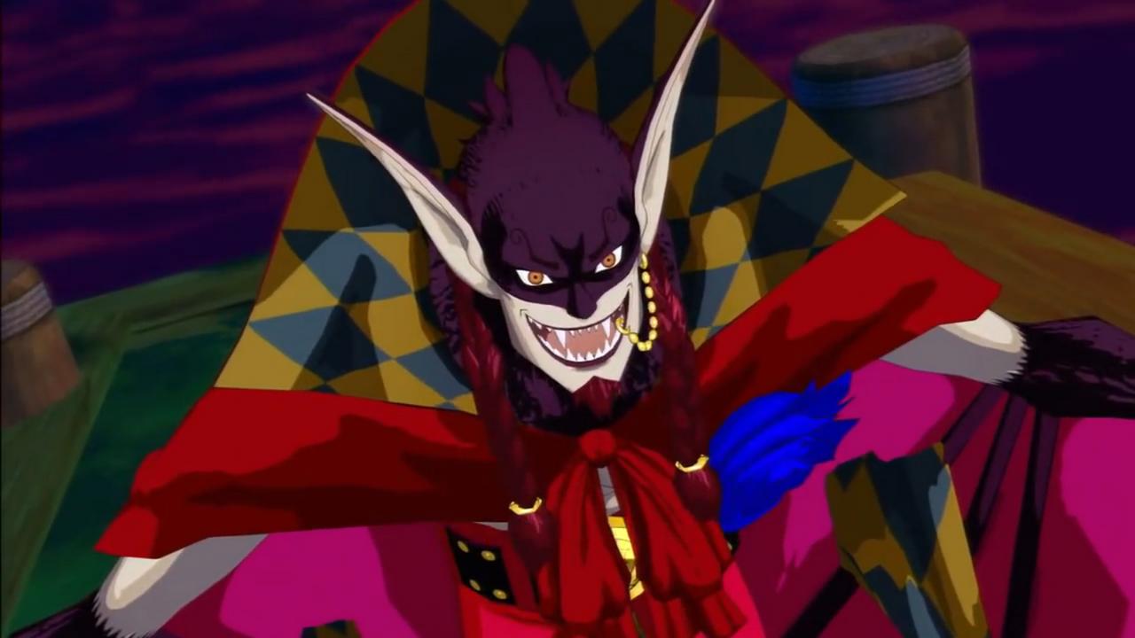 Batto Batto no Mi, modèle Vampire