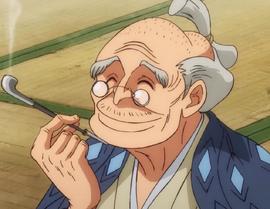 Кобэ в аниме