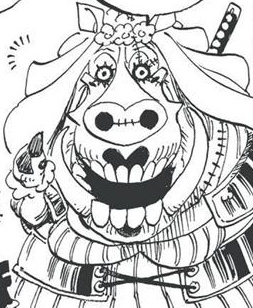Lola (Zombie) in the manga
