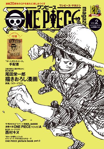 One Piece Magazine Том 2