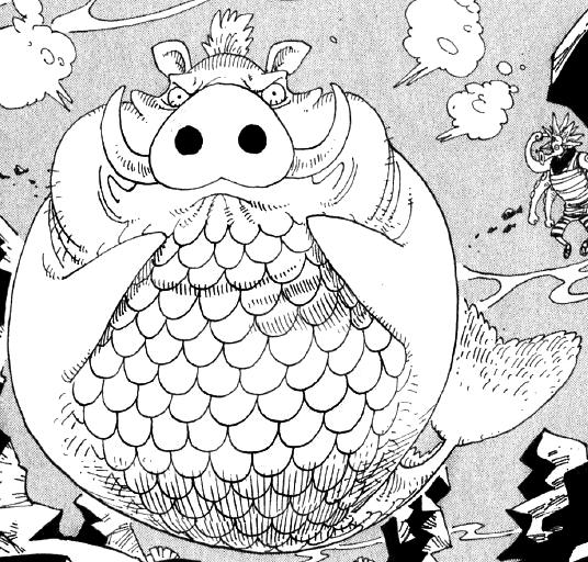 Sanglier des Mers