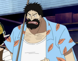 Happa Yamao en el anime