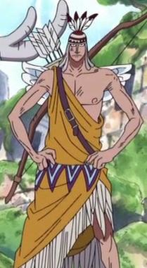 Yotsubane in the anime