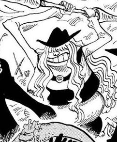 Epoida in the manga