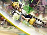 Hakuba Pirate Warriors 4