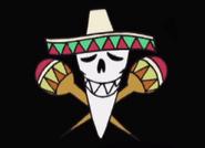 Amigo Pirates' Jolly Roger