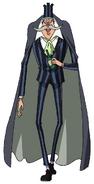 Giberson Anime Concept Art