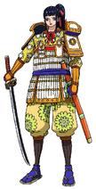 Kikunojo Anime Concept Art