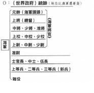 海軍組織圖