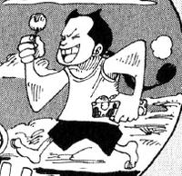 Kuroobi bambino