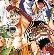 Wyper Manga Color Scheme
