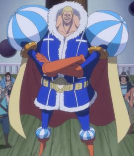 Дайфуку в аниме