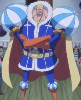 Charlotte Daifuku in the anime