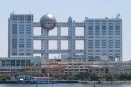Senderzentrale Fuji TV 2006