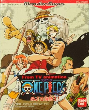 One Piece: ¡Convertirse en el Rey de los Piratas!