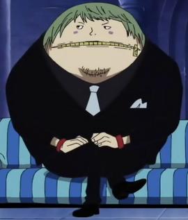 Фукуро в аниме