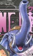 Funkfreed Manga Color Scheme