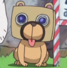 Hakowan before the timeskip in the anime