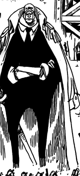 Lacroix en el manga
