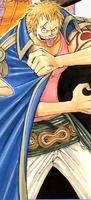 Bellamy manga