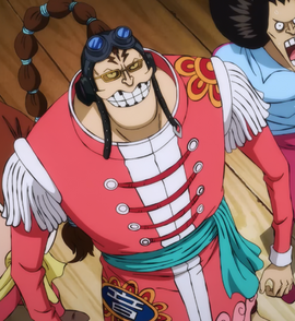Скретчмен Апу в аниме после таймскипа