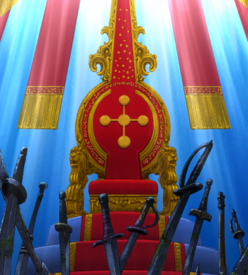 Empty Throne