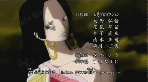 One Piece Opening 11 - Share The World - Full-HD-0