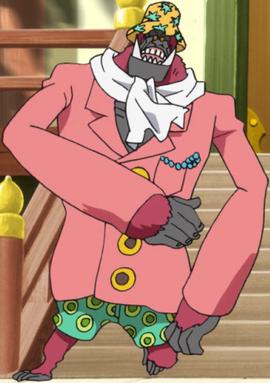 Scarlet in the anime