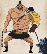 Tank Lepanto Full Body Anime