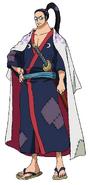 Denjiro Anime Concept