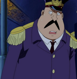 Bushon in the anime