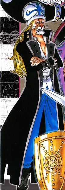 Absalom in the manga