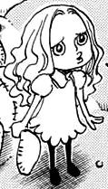 Charlotte Anana in the manga