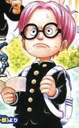Koby in One Piece School