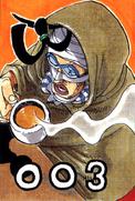 Mr 3. Arabasta Arc Manga