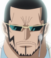 Vergo With Spoon on Face