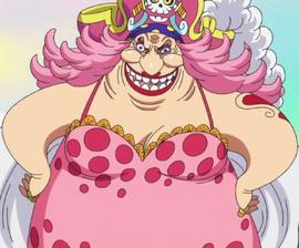 Charlotte Linlin en el anime