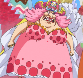 Charlotte Linlin in the anime