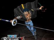 One Piece Burning Blood Duel Trafalgar Law (Artwork)