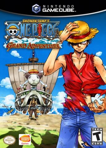 One Piece Grand Adventure