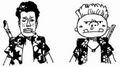 Michael y Hoichael