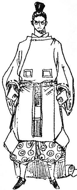 Toratsugu in the manga